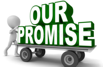 Our client promise