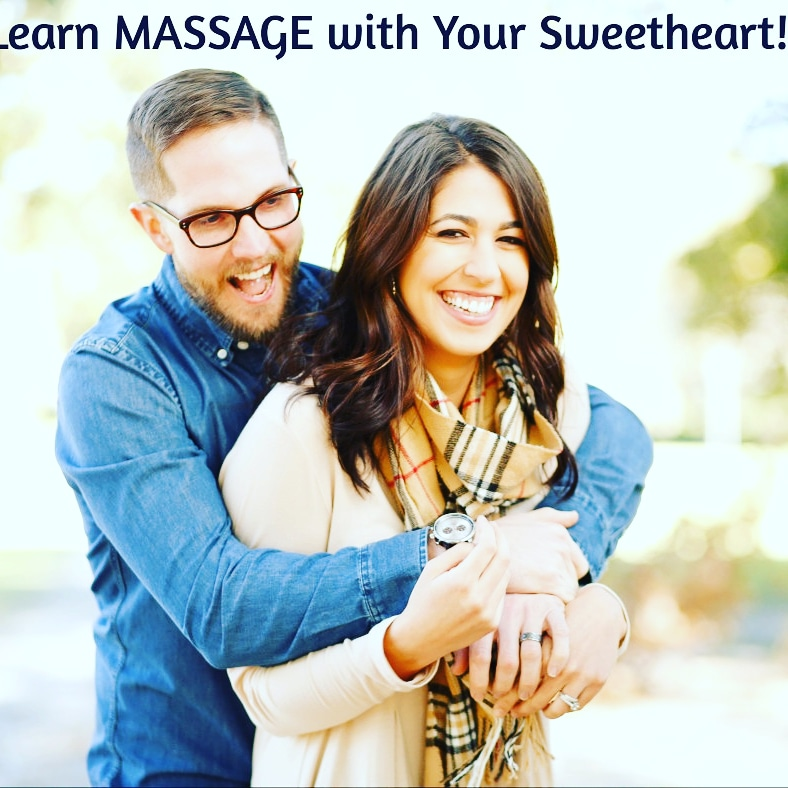 Couple Massage Training - Heavenly Focused Touch